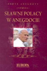 Okładka książki Sławni Polacy w anegdocie