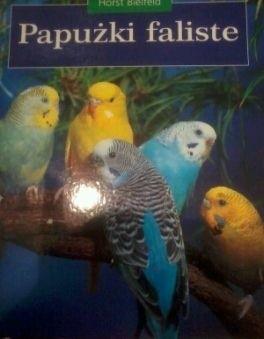 Okładka książki Papużki faliste