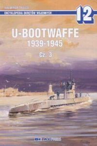 Okładka książki U-bootwaffe 1939-1945, cz. 3