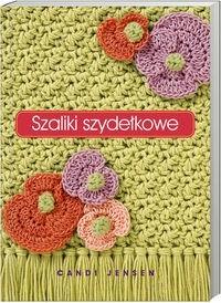 Okładka książki Szaliki szydełkowe