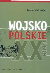 Okładka książki Wojsko polskie w XX wieku