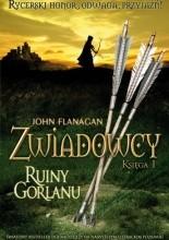 Okładka książki Zwiadowcy. Ruiny Gorlanu