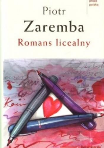 Okładka książki Romans licealny
