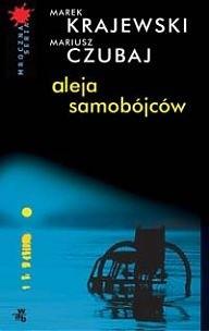 Okładka książki Aleja samobójców