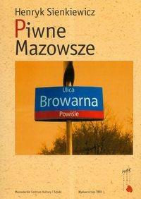 Okładka książki Piwne Mazowsze