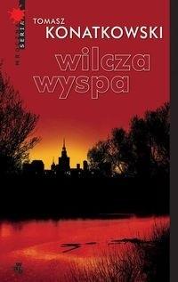 Okładka książki Wilcza wyspa