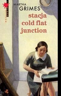 Okładka książki Stacja Cold Flat Junction