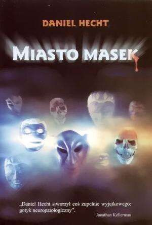 Okładka książki Miasto masek