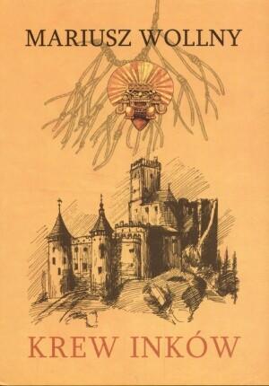 Okładka książki Krew Inków