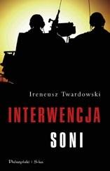 Okładka książki Interwencja Soni