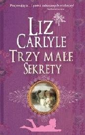 Okładka książki Trzy małe sekrety