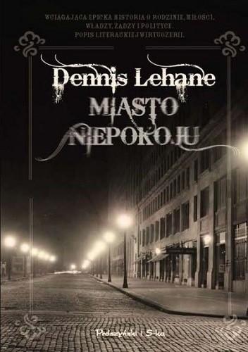 Okładka książki Miasto Niepokoju
