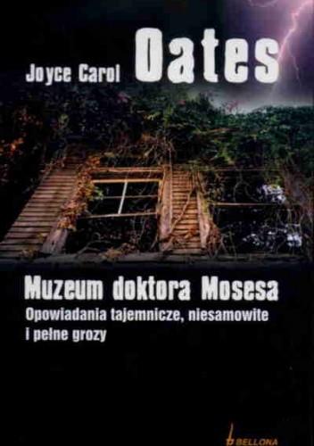 Okładka książki Muzeum doktora Mosesa