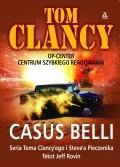 Okładka książki Casus Belli