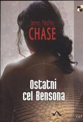 Okładka książki Ostatni cel Bensona
