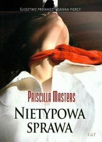 Okładka książki Nietypowa sprawa