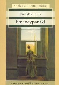 Okładka książki Emancypantki