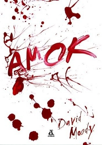 Okładka książki Amok