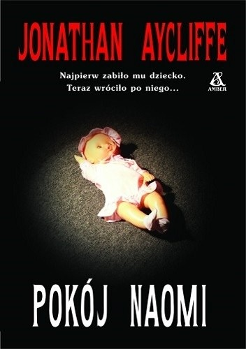 Okładka książki Pokój Naomi