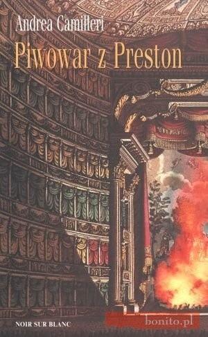 Okładka książki Piwowar z Preston