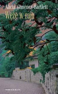 Okładka książki Węże w raju