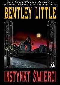 Okładka książki Instynkt śmierci