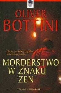 Okładka książki Morderstwo w znaku zen