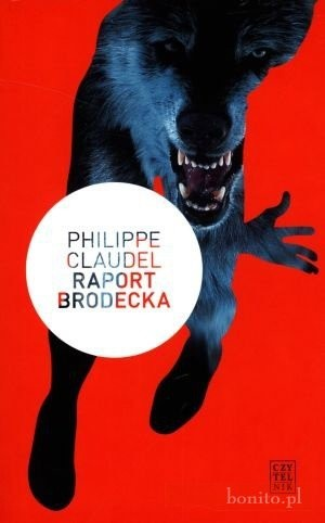 Okładka książki Raport Brodecka