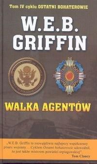 Okładka książki Walka agentów