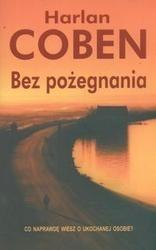 Okładka książki Bez pożegnania