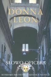 Okładka książki Słowo oficera