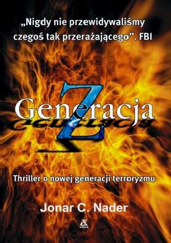 Okładka książki Generacja Z