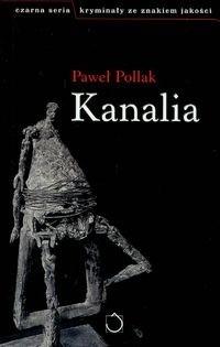 Okładka książki Kanalia