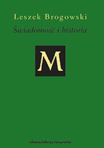 Okładka książki Świadomość i historia