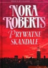 Okładka książki Prywatne skandale
