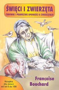 Okładka książki Święci i zwierzęta