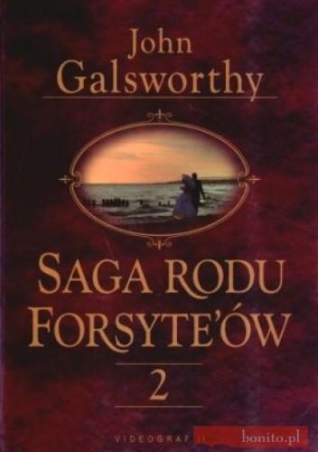 Okładka książki Saga rodu Forsyte'ów. Babie lato jednego z Forsyte'ów.W matni tom 2