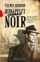 Okładka książki Budapeszt noir
