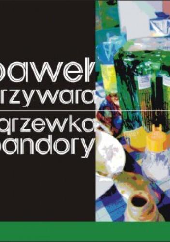 Okładka książki Zgrzewka Pandory