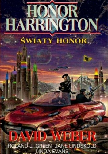 Okładka książki Światy Honor
