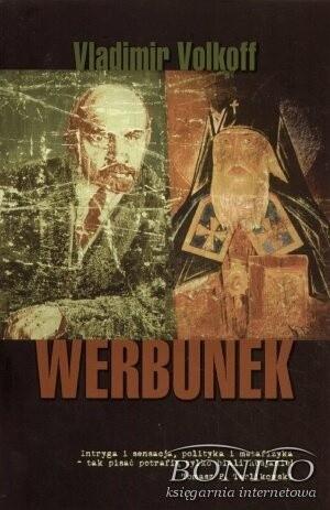 Okładka książki Werbunek