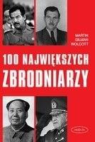 Okładka książki 100 największych zbrodniarzy