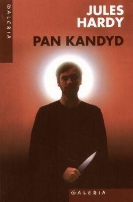 Okładka książki Pan Kandyd