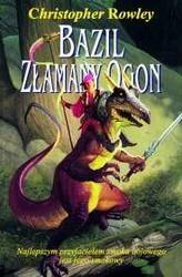 Okładka książki Bazil złamany ogon