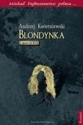 Okładka książki Blondynka z miasta łodzi