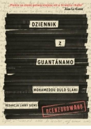 Okładka książki Dziennik z Guantanamo