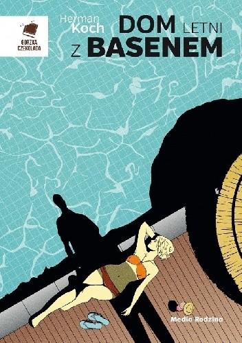 Okładka książki Dom letni z basenem