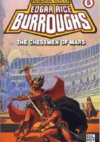 Okładka książki The Chessmen of Mars