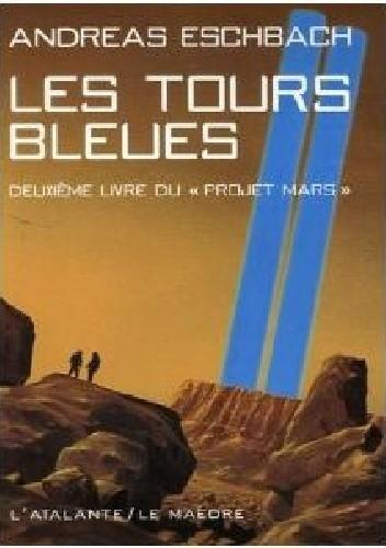 Okładka książki Les tours bleues