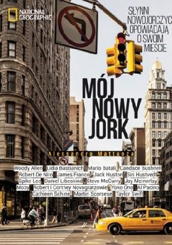 Okładka książki Mój Nowy Jork